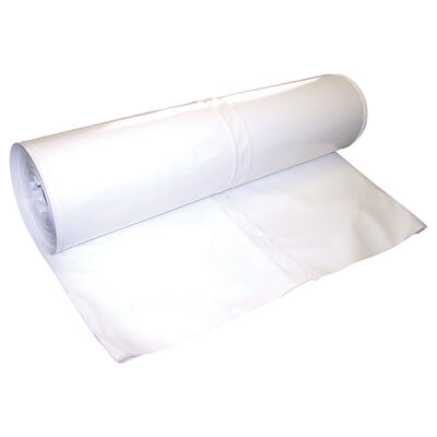 Dr. Shrink 7mil Shrink Wrap, White, 20' x 89'