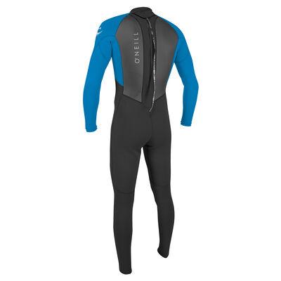 O'Neill Men's Reactor II Full Wetsuit - Black/Blue - L