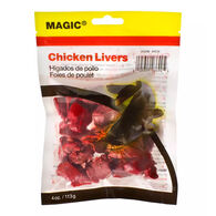Magic Preserved Chicken Livers