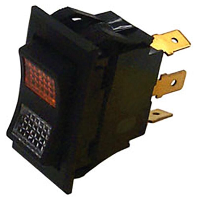 Sierra SPST Rocker Switch, Sierra Part #RK19530AC image number 1
