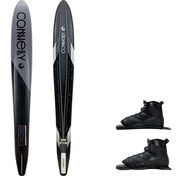 Connelly Outlaw Slalom Waterski With Double Shadow Bindings