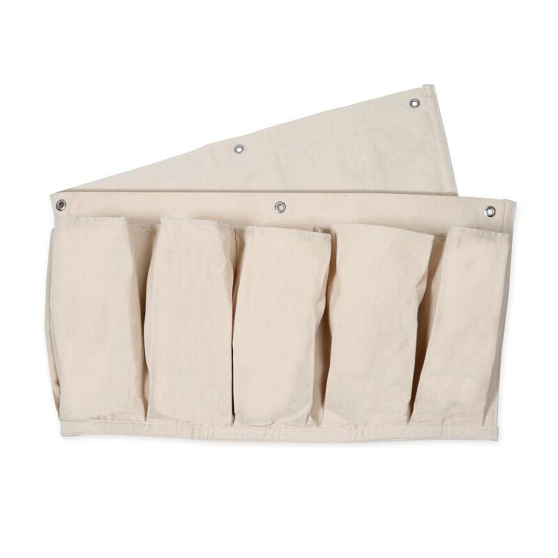 Canvas Shoe Pockets image number 4