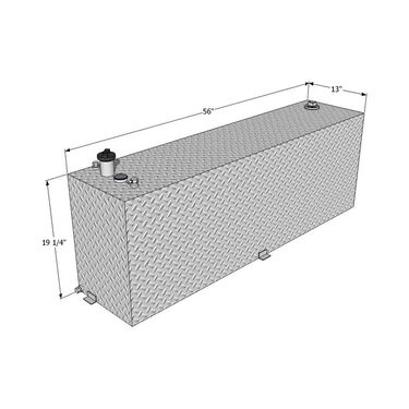 60 Gallon Transfer Tank