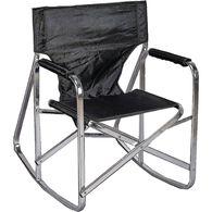 Ming's Mark Inc Director's Folding Chair, Black