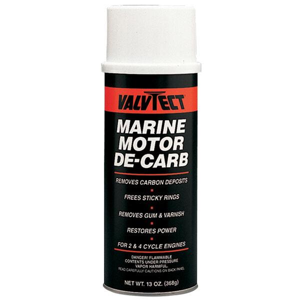 ValvTect Marine Motor De-Carb Aerosol Spray, 13 oz.