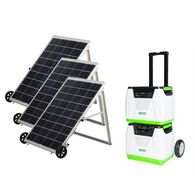 Solar Powered Generator, Platinum System