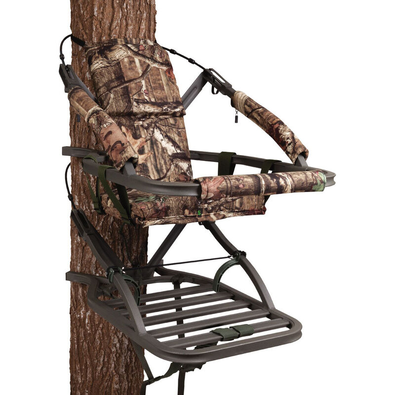 Summit Goliath SD Climbing Tree Stand image number 1