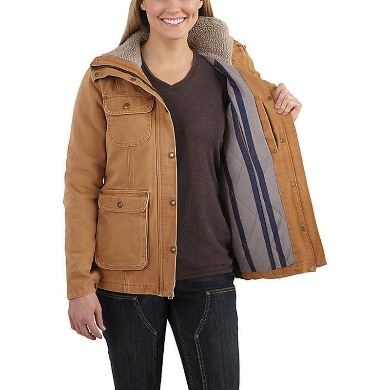 Carhartt Women's Wesley Coat image number 3