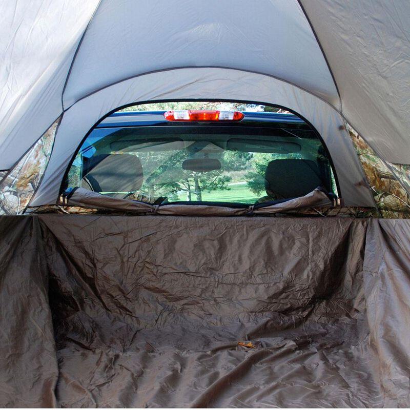 Napier Sportz Camo Truck Tent 57 Series, Full-Size Regular Bed image number 4