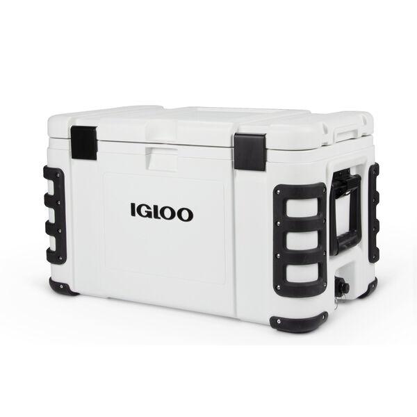 Igloo Leeward 72-Quart Cooler, White