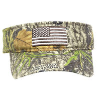 Outdoor Cap Men's USA Camo Visor