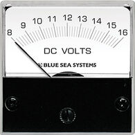 Blue Sea DC Analog Voltmeters