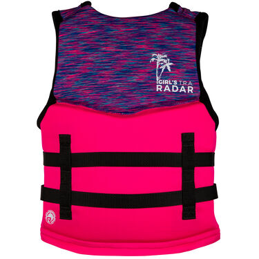 Total Radar Awesomeness Girl's Youth Life Jacket
