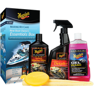 Meguiar's New Boat Owner's Essentials Box