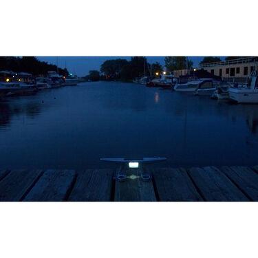 Dock Edge Solar Lighted Cleat