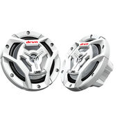 """JVC CS-DR6201 6.5"""" Two-Way Coaxial Speakers, pair"""