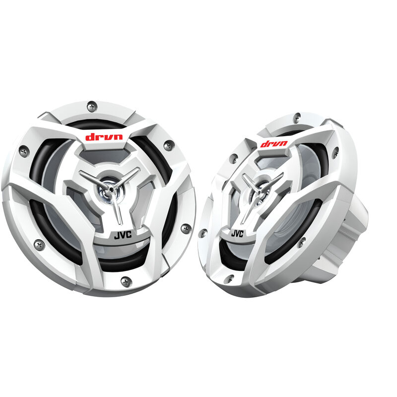 """JVC CS-DR6201 6.5"""" Two-Way Coaxial Speakers, pair image number 1"""