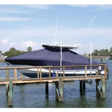 Taylor Made T-Top Boat Cover for Boston Whaler 210 Montauk
