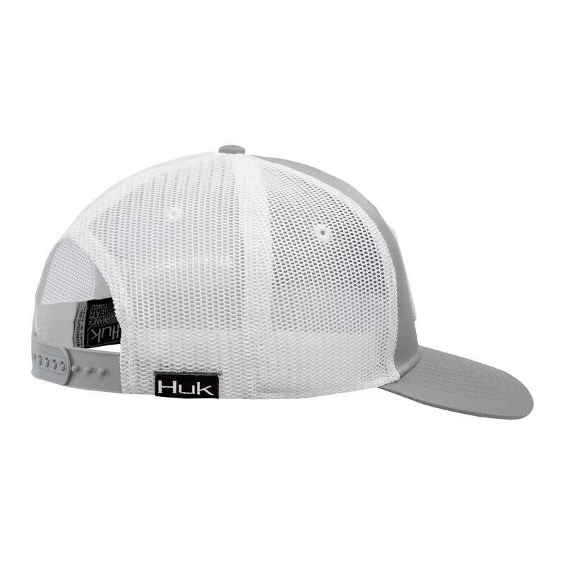 HUK Men's Angler Mesh Hat image number 6