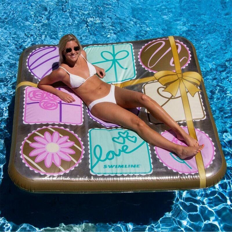 Swimline Box of Chocolates Float image number 1