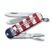 Victornix Classic SD Swiss Army Knife, US Flag
