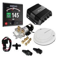 Simrad AP44 VRF Medium Capacity Pack - AP44, NAC-2, Precision 9 & RPU80