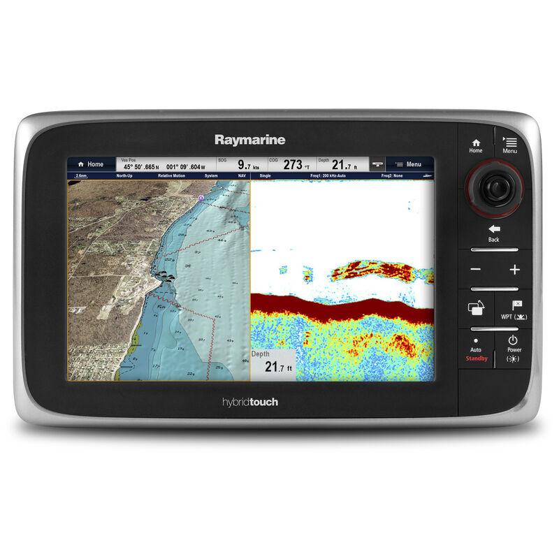 Raymarine e95 Multifunction Display - US Coastal Cartography image number 1