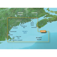 Garmin BlueChart g2 Vision HD Cartography, St. John - Cape Cod