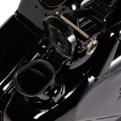 Wavian Fuel Can, 5L, Black