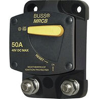 Blue Sea 187-Series Thermal Circuit Breaker, Surface-Mount, 30A