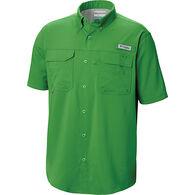 Columbia Men's PFG Blood and Guts III Short-Sleeve Woven Shirt