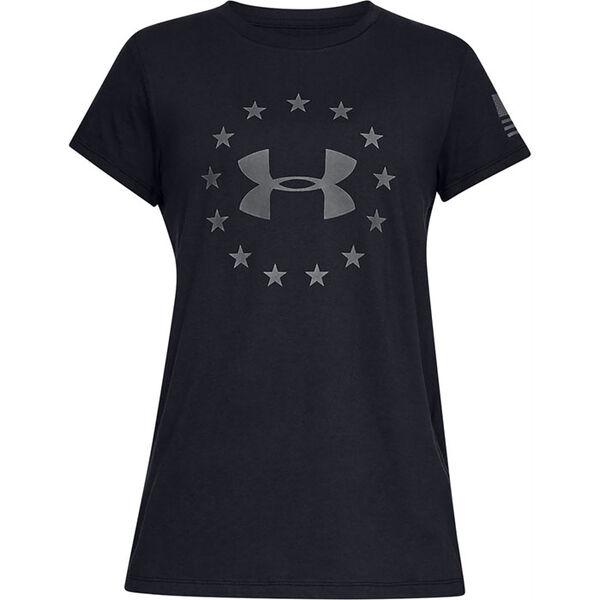 Under Armour Women's Freedom Logo T-Shirt