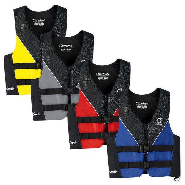 Overton's Men's Nylon Neo Vest