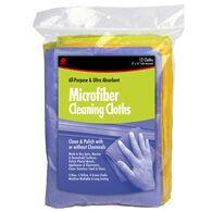 Buffalo Microfiber Detailer Cloths, 12-Pack