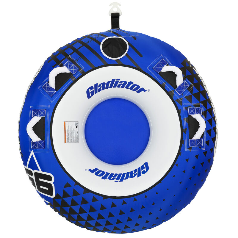 Gladiator DLX 56 1-Person Towable Tube image number 1