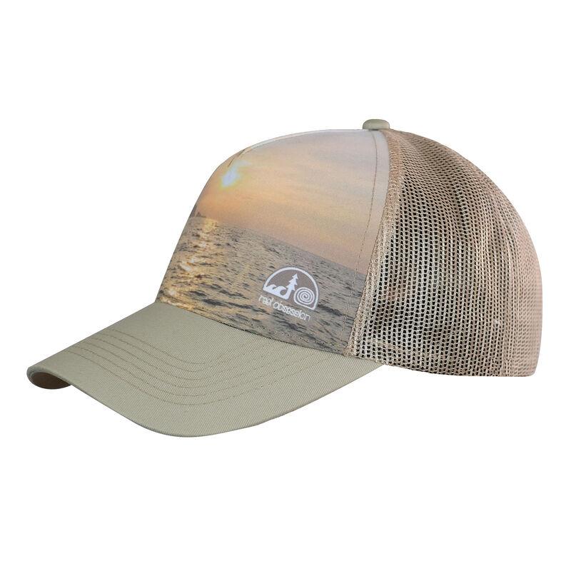 Reel Obsession Men's Drifter Photoreel Trucker Hat image number 2