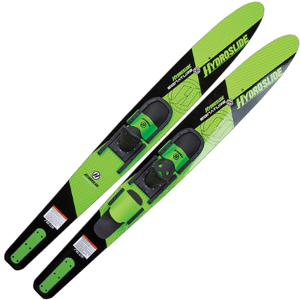 "Hydroslide 67"" Signature Combo Waterskis"