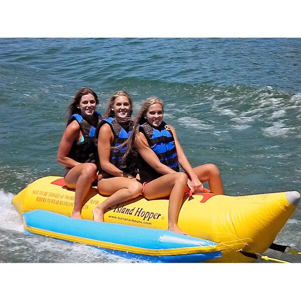 Island Hopper 3-Person Towable Banana Boat