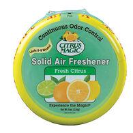 Citrus Magic Solid Air Fresheners, Fresh Citrus, 8 oz., 2-Pack