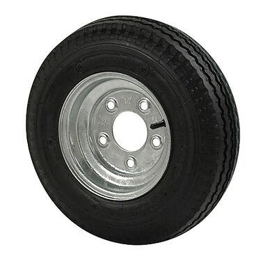 Kenda Loadstar 205/65-10 (20.5 x 8-10) Bias Trailer Tire, 5-Lug Std Galv Rim