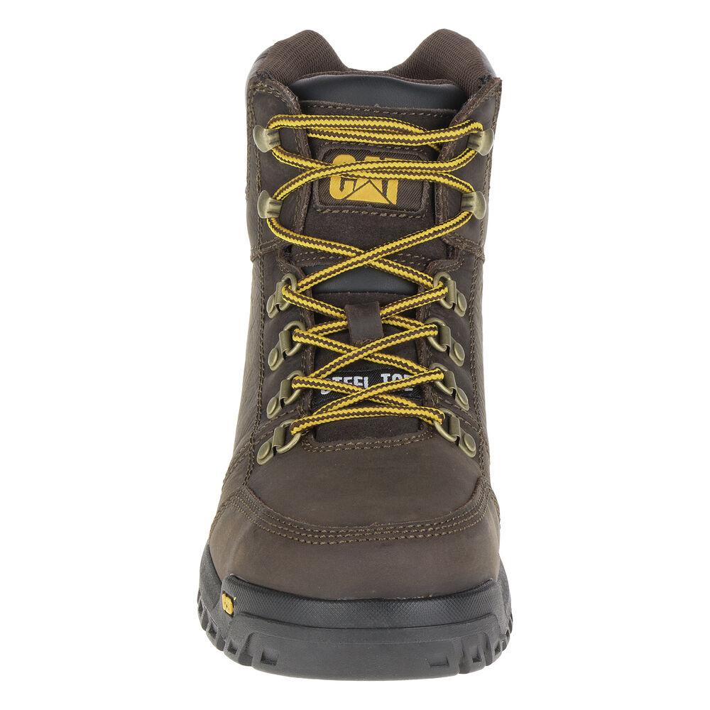 ba7235fd394 CAT Men's Outline Steel Toe Work Boot