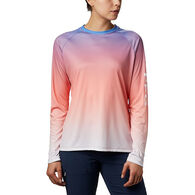 Columbia Women's PFG Super Tidal Tee Long-Sleeve Shirt