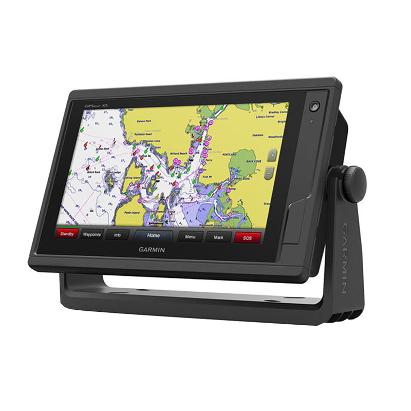 Garmin GPSMAP 922xs Touchscreen Chartplotter/Sonar Combo image number 1