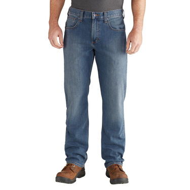 Carhartt Men's Rugged Flex Relaxed-Fit Straight-Leg Jeans