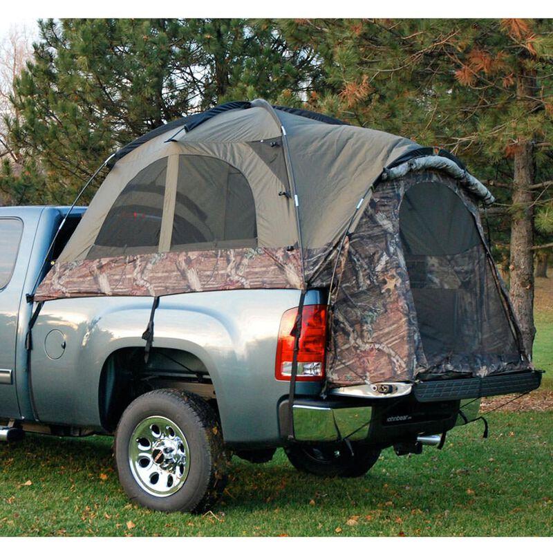 Napier Sportz Camo Truck Tent 57 Series, Full-Size Regular Bed image number 1