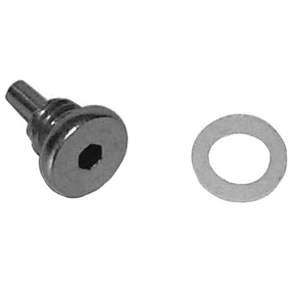Sierra E-Tec Drain Screw With Magnet For OMC Engine, Sierra Part #18-4249