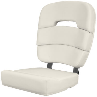 """Taco Standard 19"""" Coastal Helm Chair Without Armrests"""