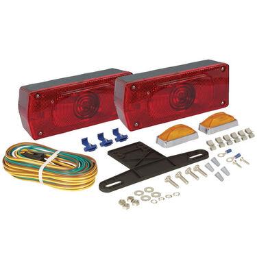 Optronics Waterproof Aero Pro Trailer Light Kit