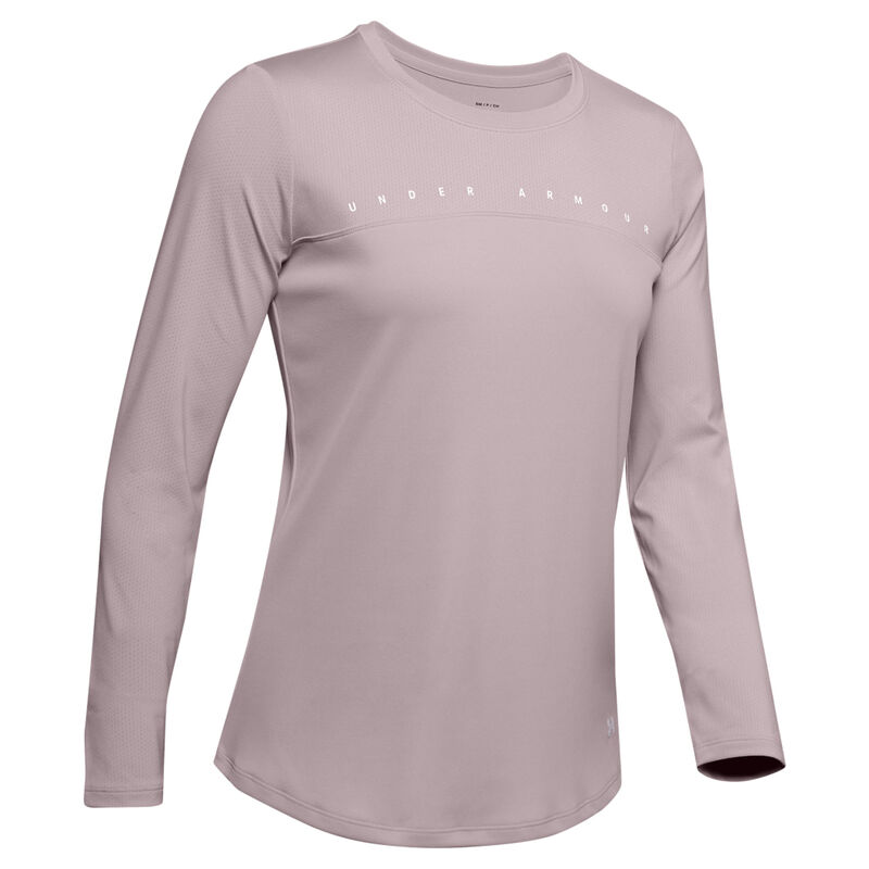 Under Armour Women's Iso-Chill Long-Sleeve Shirt image number 3