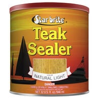 Star brite Tropical Teak Oil Sealer (Natural Light), 32 oz.